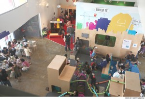 Imagination Lab at the Children's Creativity Museum