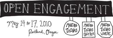 Open Engagement Conference Graphic